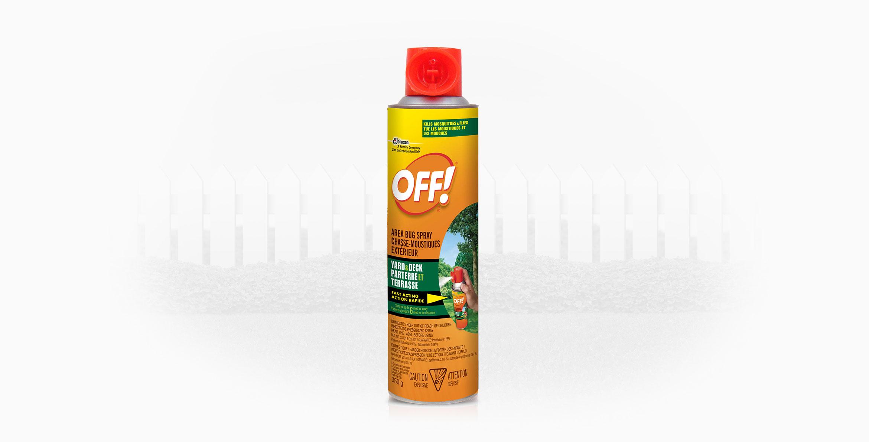 Wonderful OFF!®Area Bug Spray (Yard U0026 Deck)