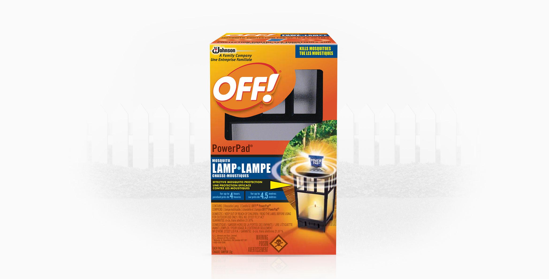 PowerPad® Mosquito Lamp